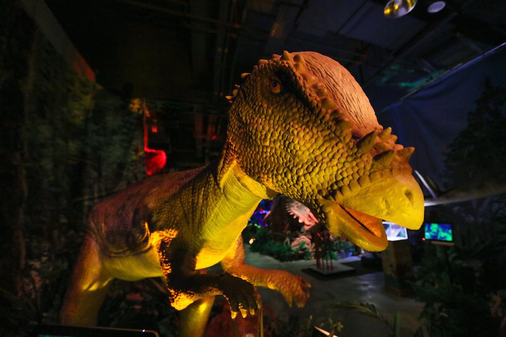 Pameran Dinoscovery