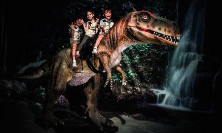 Pameran Dinosaur di Discoveria