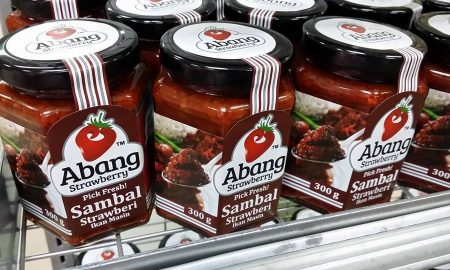 Sambal Strawberry