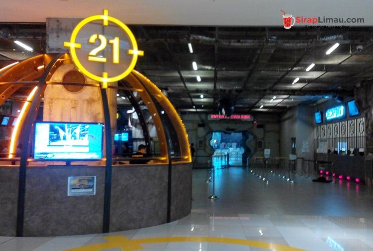 11 Attractions di District 21, IOI Mall Putrajaya