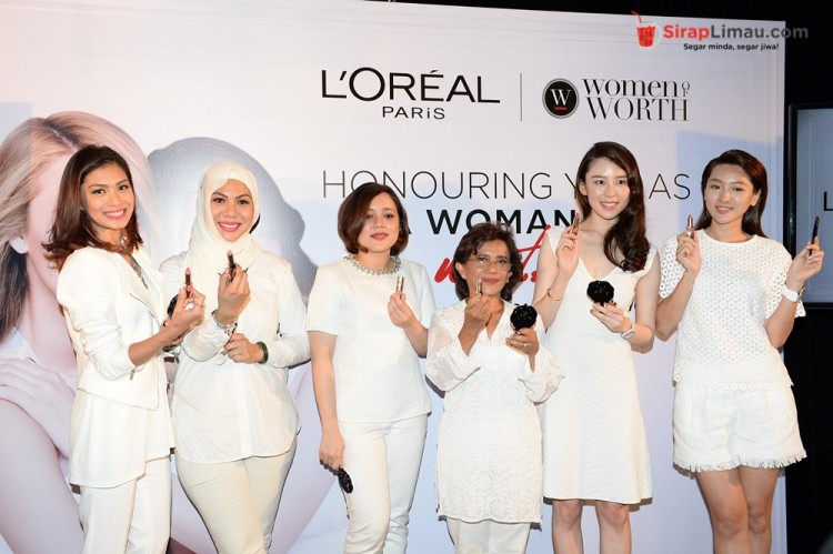L'oreal Paris Women of Worth -04