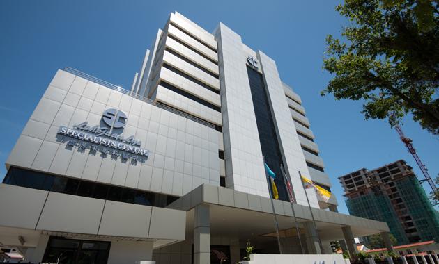 Pengalaman Bersalin di Loh Guan Lye Specialist Centre