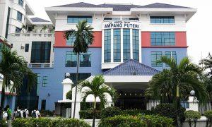 Pengalaman Bersalin di KPJ Ampang