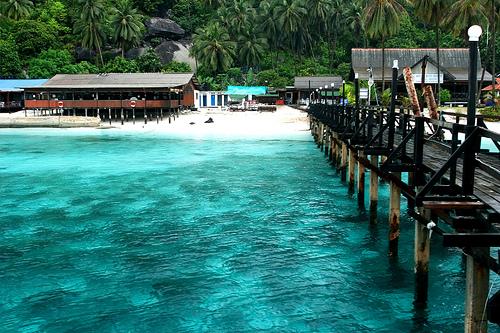 Tempat menarik di Johor