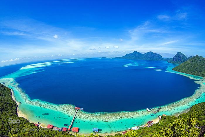 Pulau Menarik di Malaysia