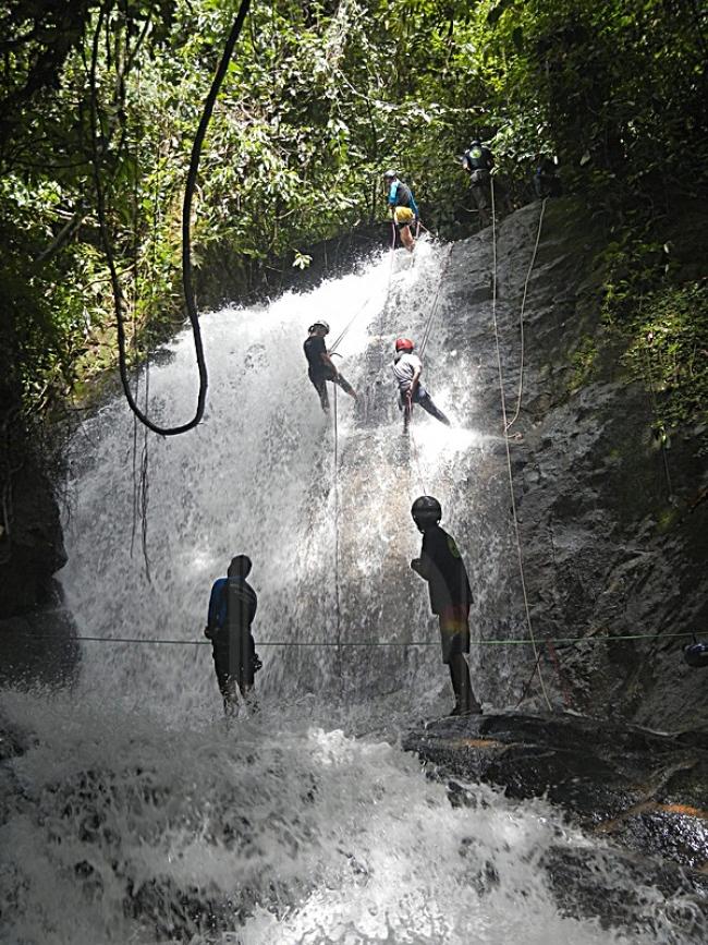 Air Terjun di Malaysia