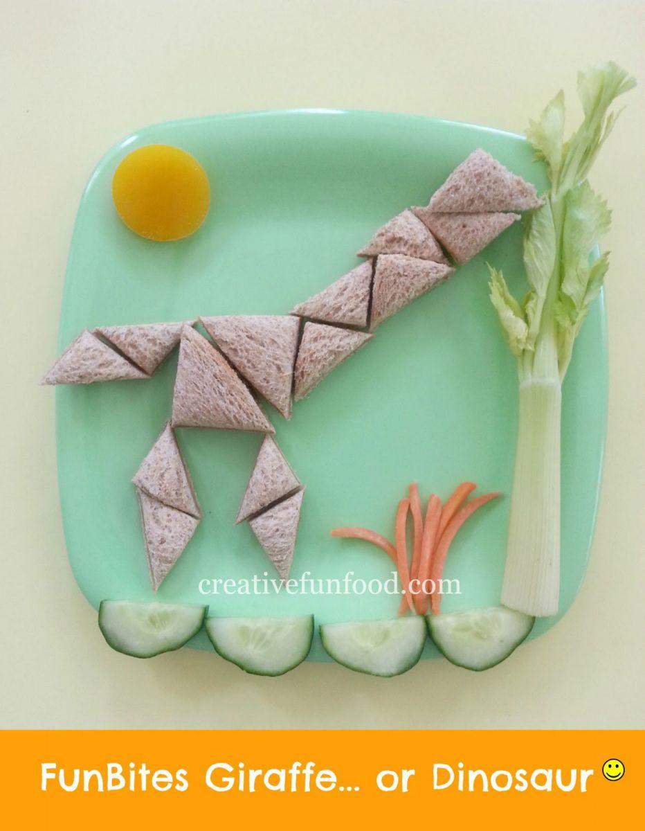 Dekorasi makanan kanak-kanak