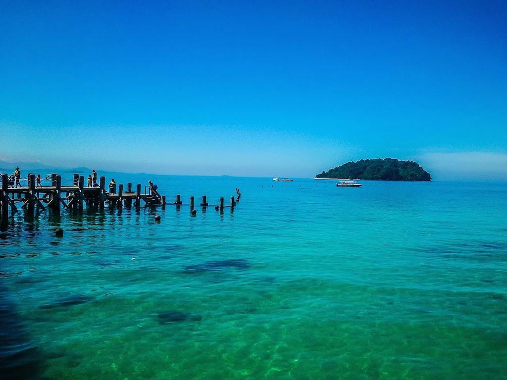 Pulau Menarik di Sabah