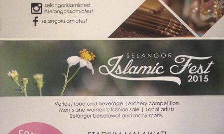 Selangor Islamic Fest