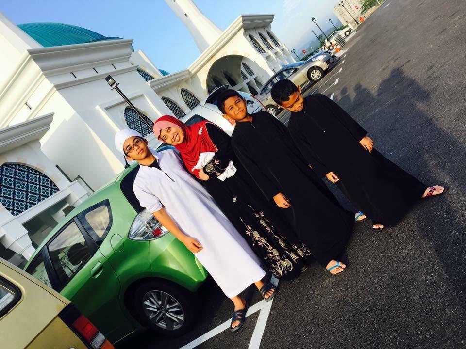 Foto Kredit: Puan Norlela Khalidah Darmin