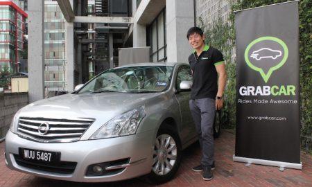 GrabCar Malaysia