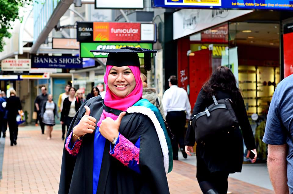graduation di nz