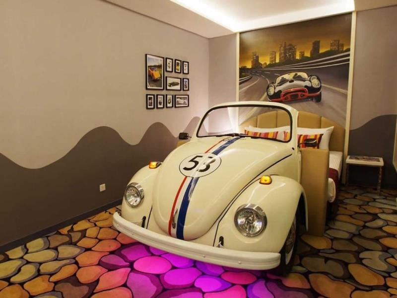 Boutique hotel di Malaysia