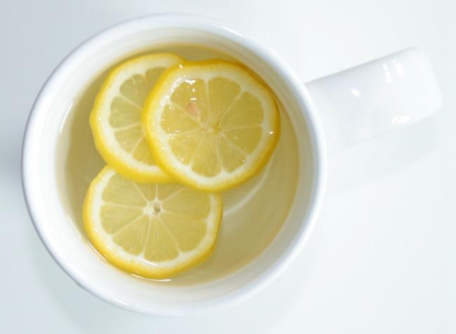 Resepi air detox
