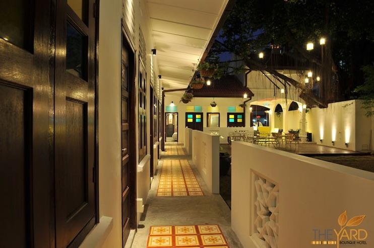 Boutique hotel Malaysia