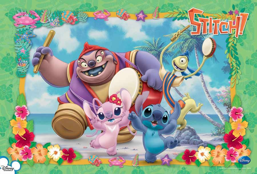 kartun lilo and stitch