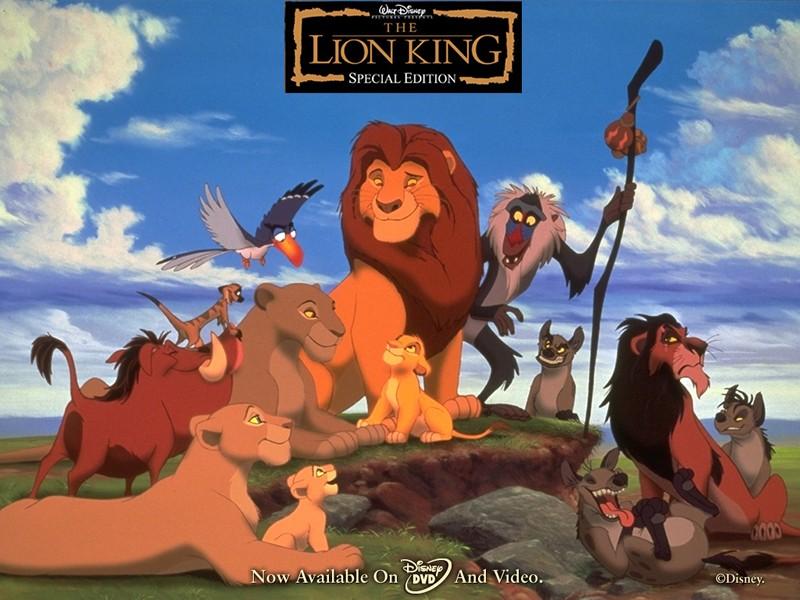 kartun lion king