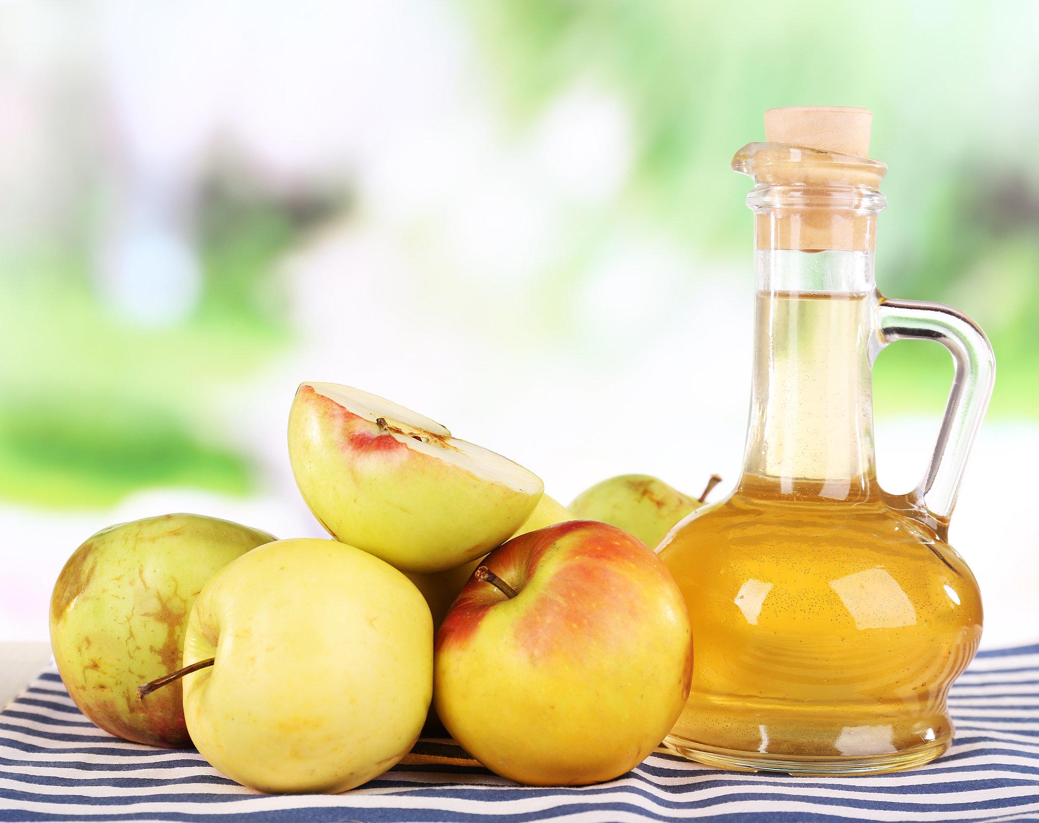 sakit gastrik apple cider