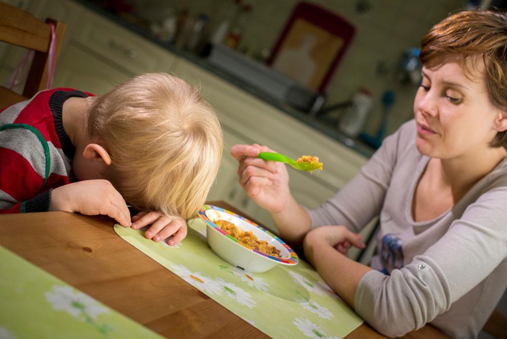 anak kurang makan