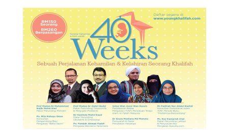 seminar kehamilan 40 weeks