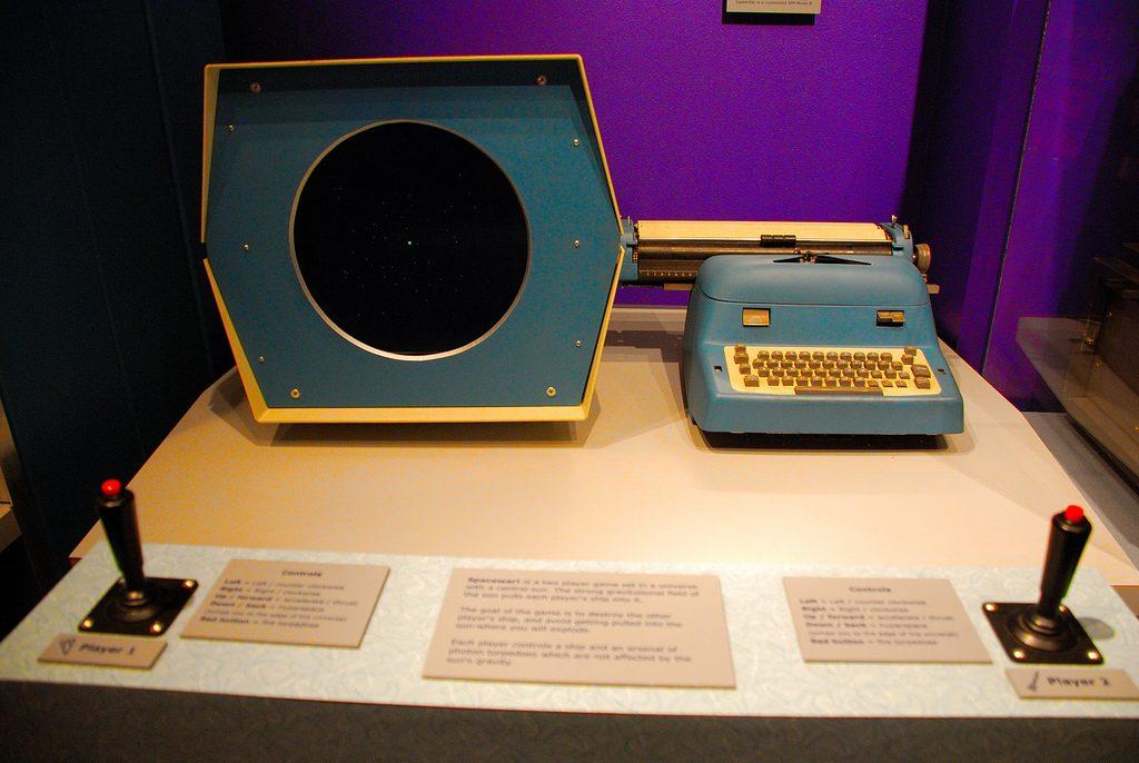 dunia komputer spacewar