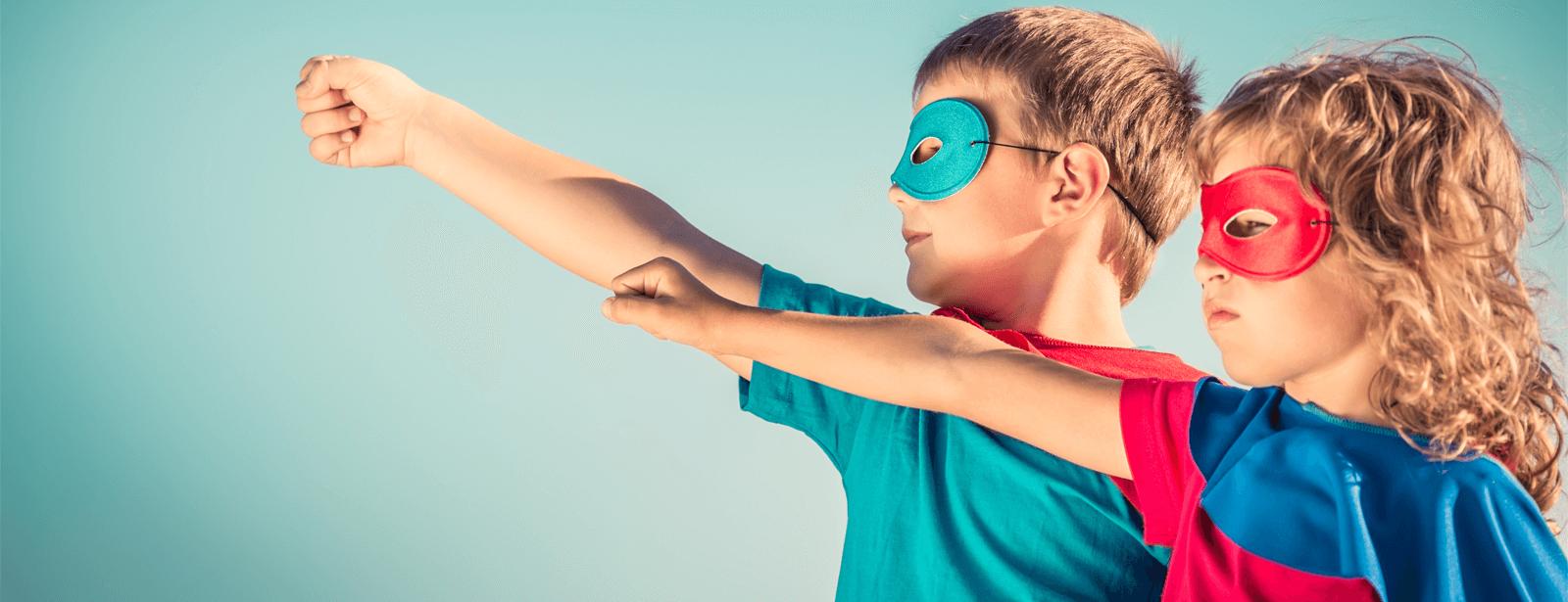 superhero anak