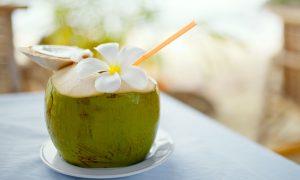 Minum air kelapa selama seminggu
