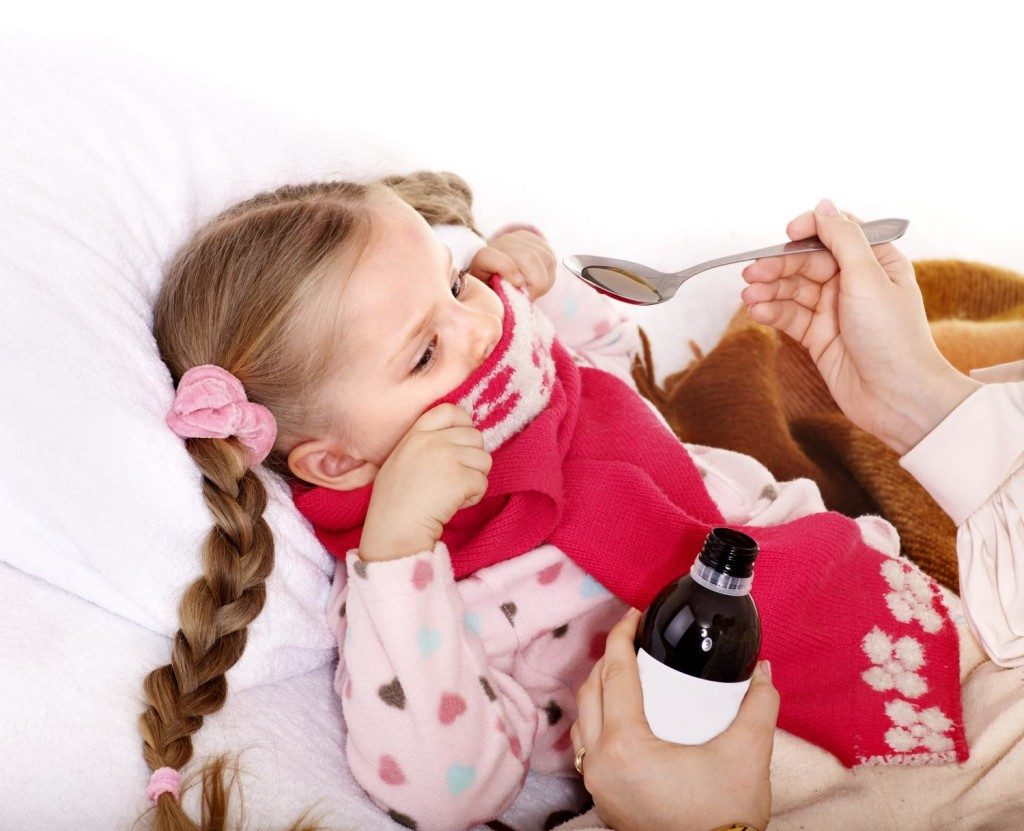 cara beri anak makan ubat