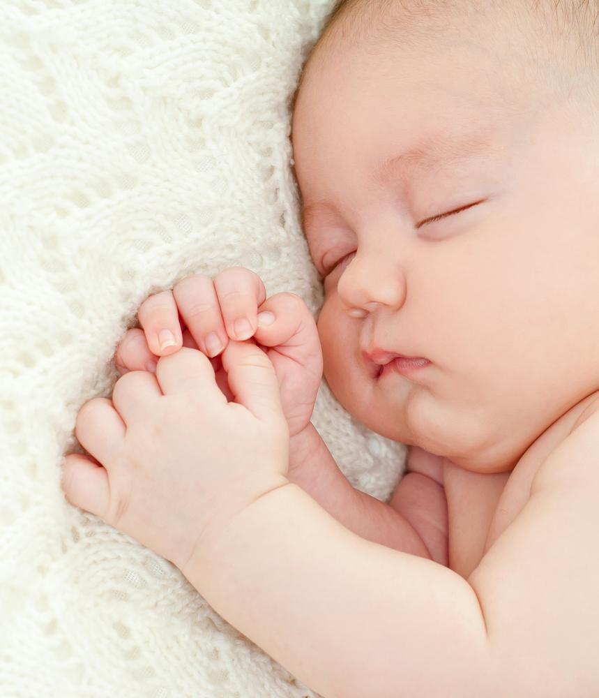 bayi jatuh katil mengantuk