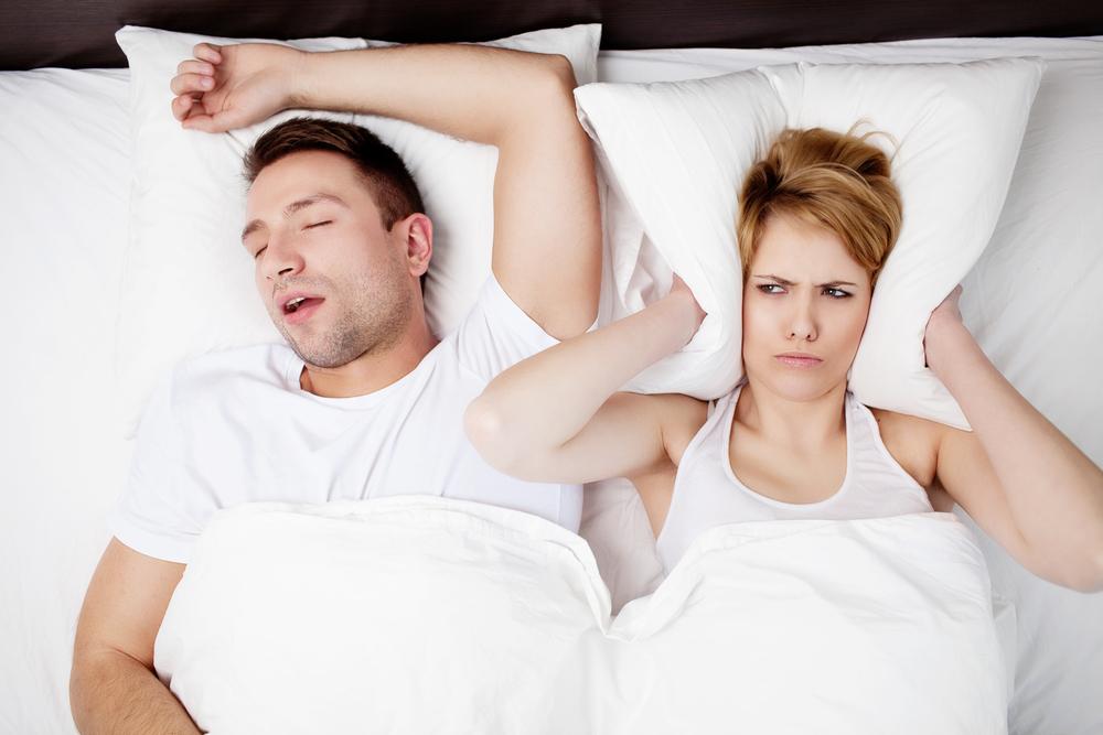 tips tidur berdengkur