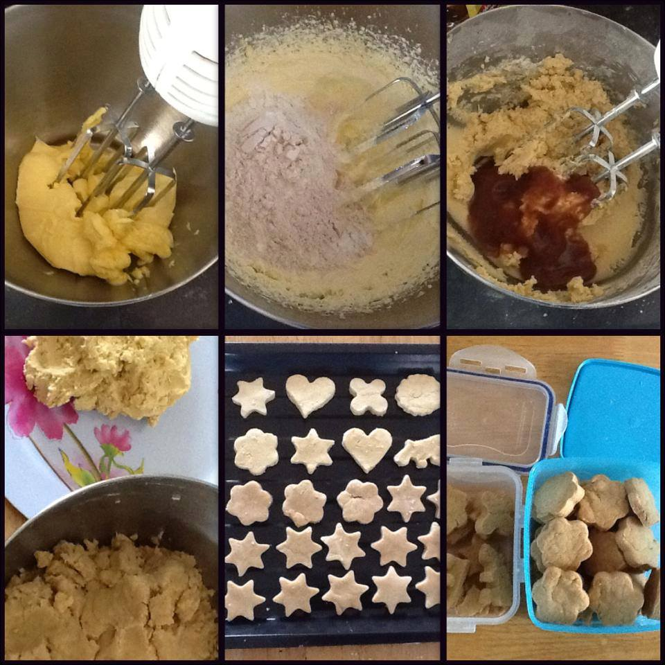 resepi biskut bayi homemade