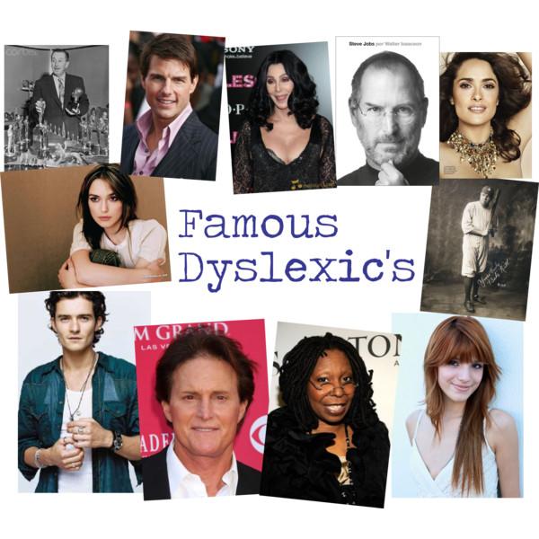 kanak-kanak disleksia tokoh