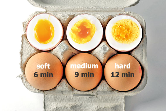 petua rebus telur tak pecah