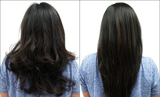 Tips rambut