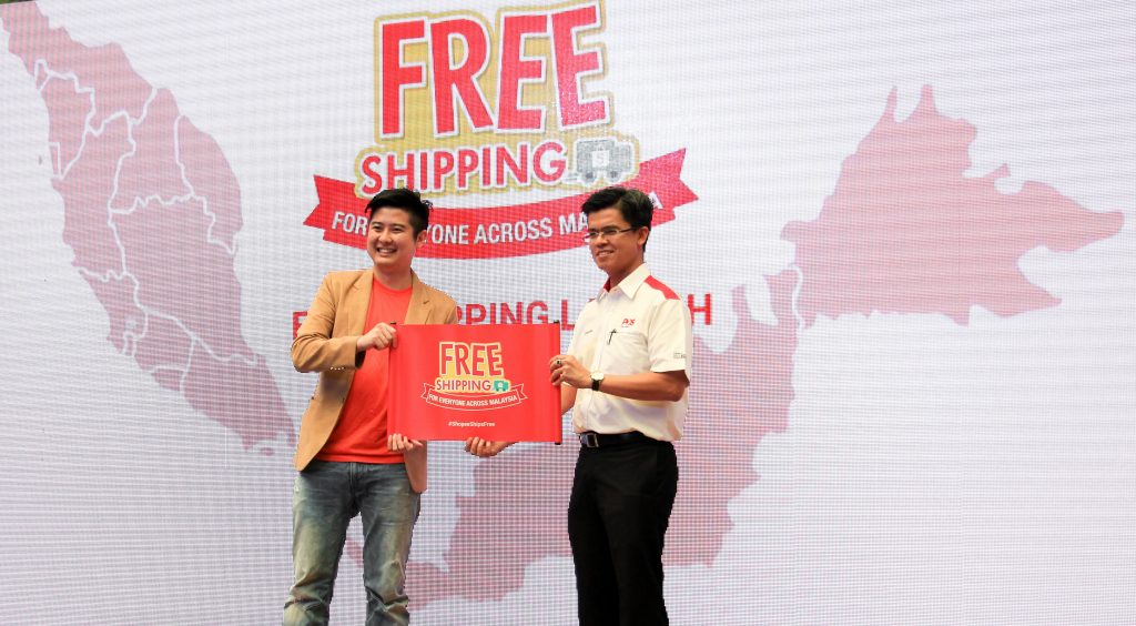 Shopee - Free Shipping - Image A