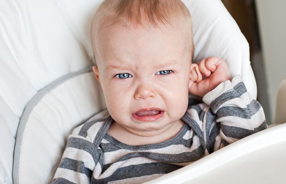 bahasa tubuh bayi