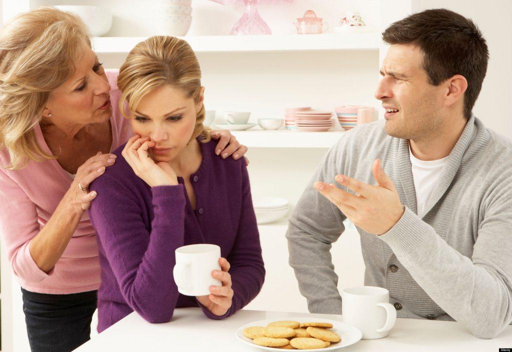 memikat hati mertua
