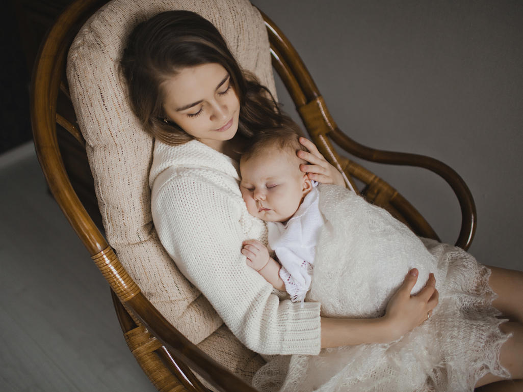 cara tidurkan bayi