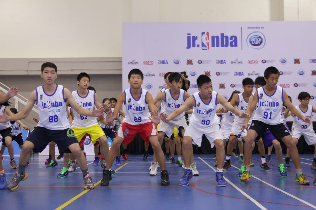 Jr. NBA Regional Selection Camp (2)