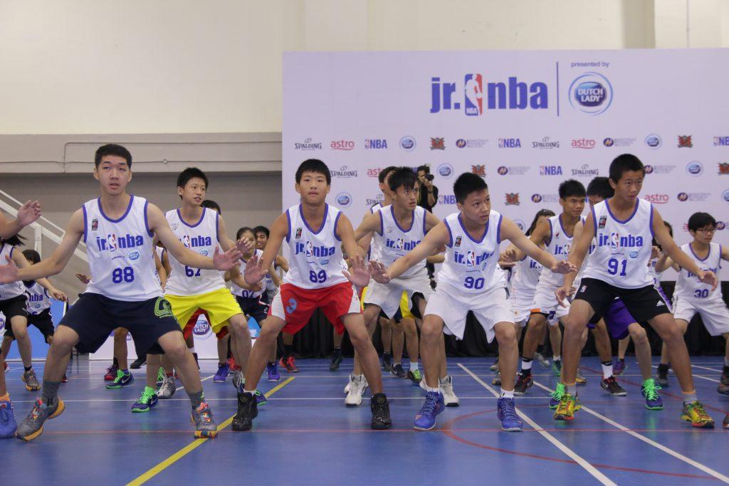 Jr. NBA Regional Selection Camp (2)
