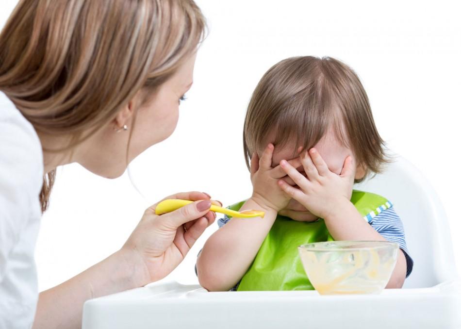 bayi susah makan