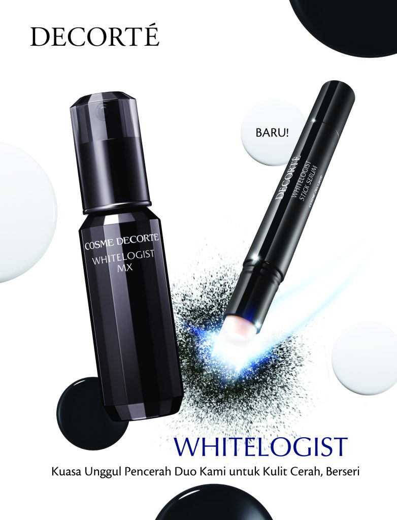 DECORTE Whitelogist Whitening Duo_BM