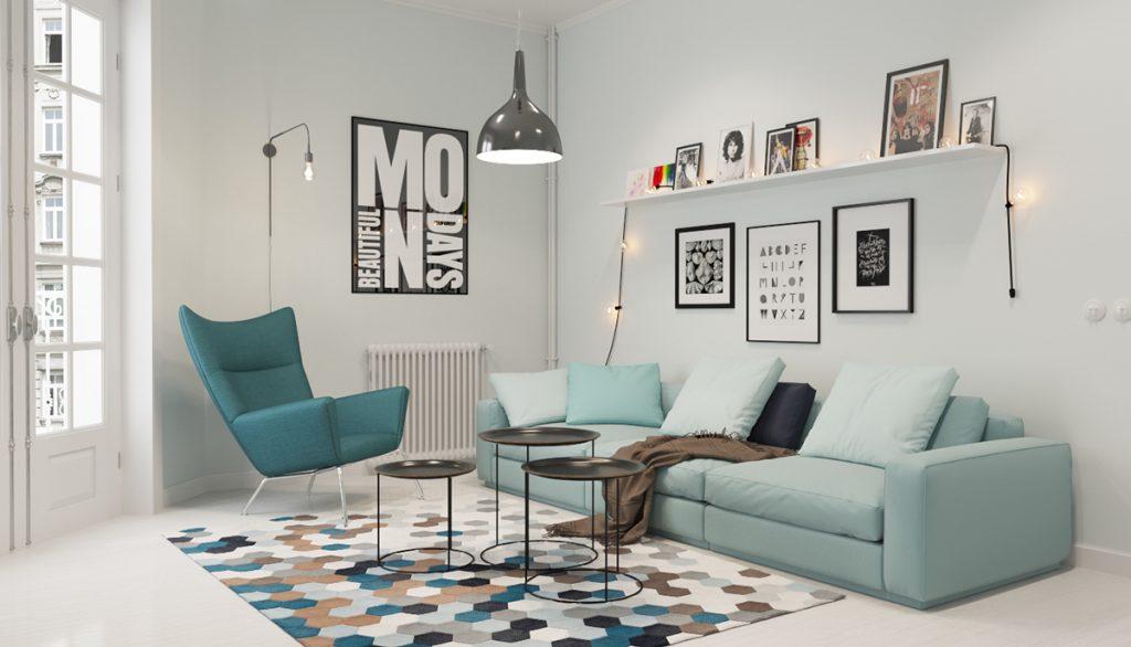 Ruang Yang Kecil Nampak Luas Cara Hias Rumah