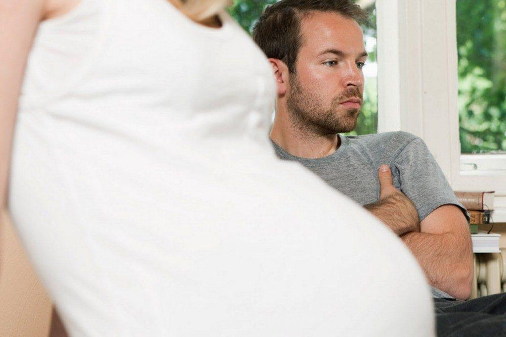 tugas suami semasa isteri mengandung
