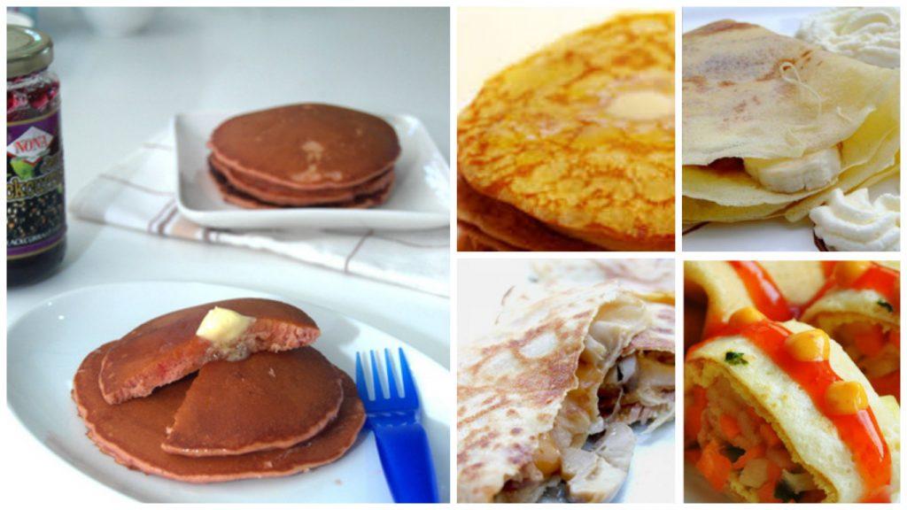resepi pancake featured
