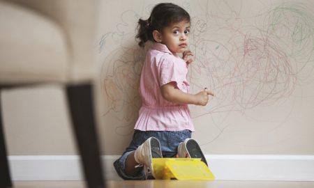 anak conteng dinding