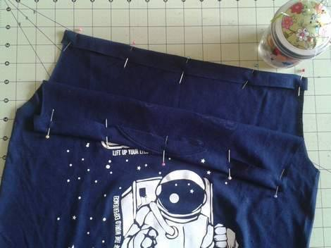 cara buat baju anak