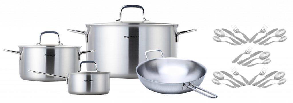 berghoff-stainless-steel-cookware-set