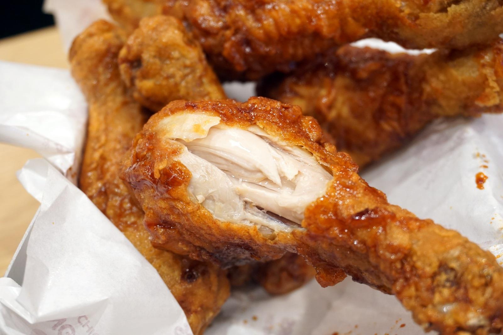 Image result for kulit ayam goreng tak elok
