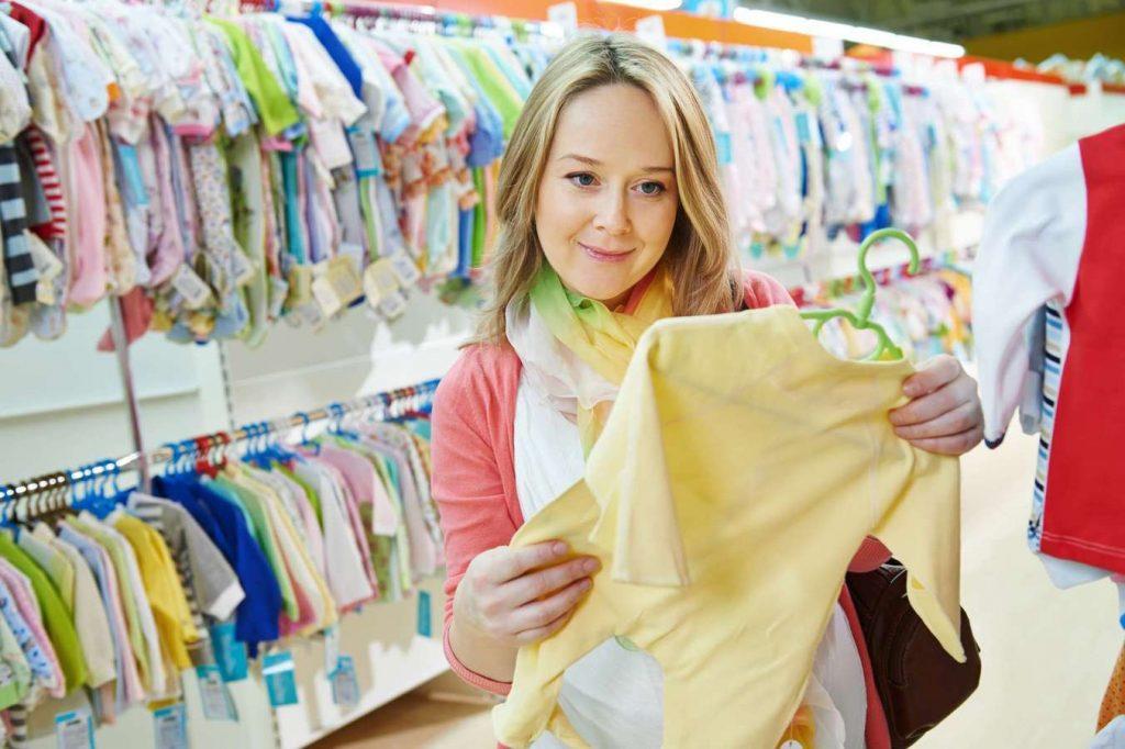 cuci baju bayi